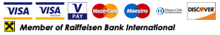 Payment by debit/credit-card