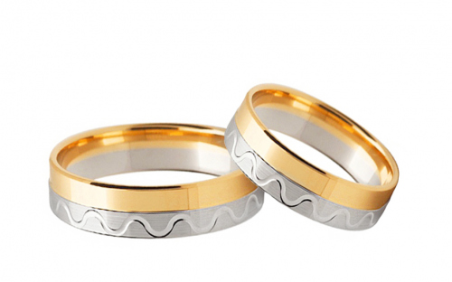 4mm/0.16'' Engraved Wedding Bands - STOB230