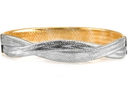 Flexi Collection Gold Bracelet