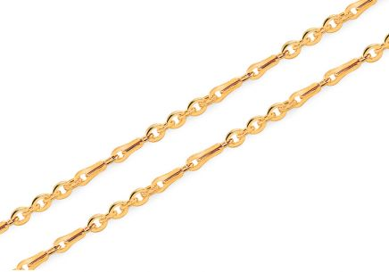 Extraordinary gold chain