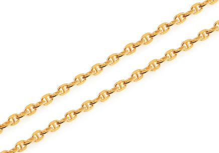Gold chain Gucci Marina 1.5mm