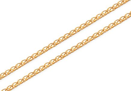 Gold Chain Heratis 1 mm