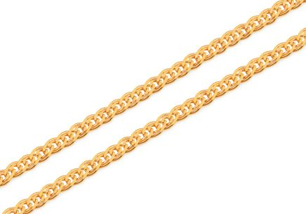 Gold Chain Nonna 3 mm