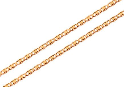 Gold Valentino chain 1.5 mm