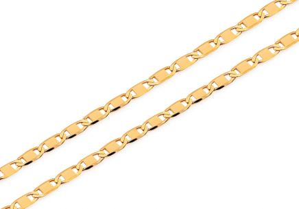 Gold Valentino chain 2 mm