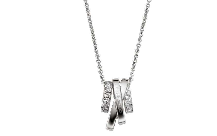 Emporio Armani Ladies Necklace EG3021040 - EG3021040