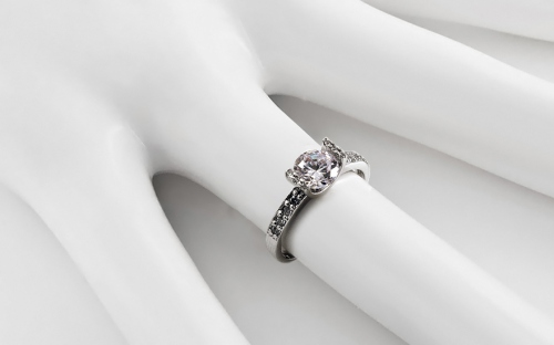 Engagement Ring Magnificence Swarovski - CSRI791A
