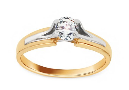 Engagement Combined Ring Grace 7