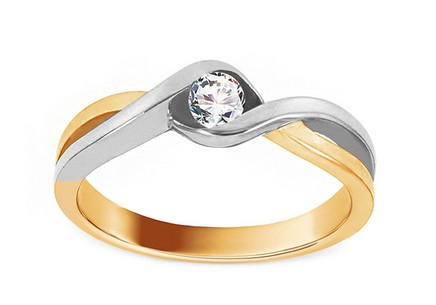 Gold Engagement Ring Magic 12
