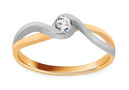 Gold Engagement Ring Magic 2