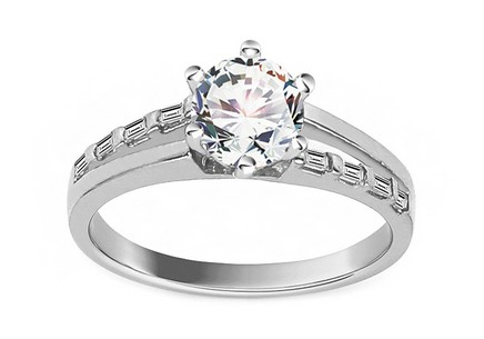 Engagement Ring Isarel 18
