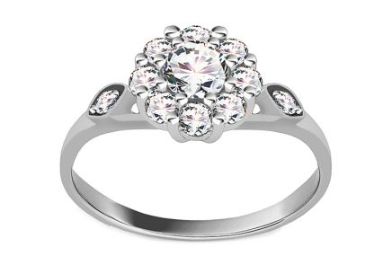 Engagement Ring Isarel 7 white