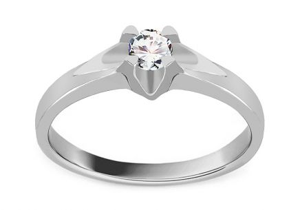 Gold Engagement Ring Magic 11