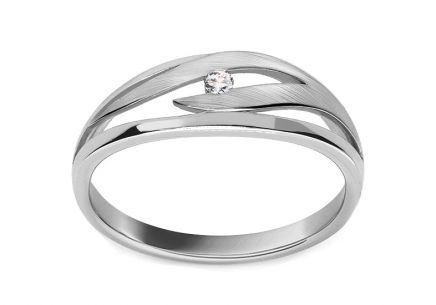 Diamond Ring 0,030 Delux Dot