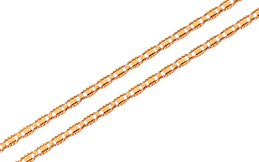 Gold Valentino chain 1.5 mm - IZ5981