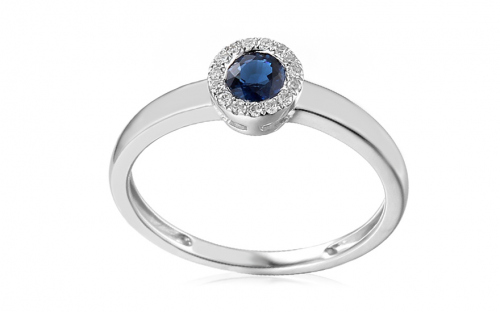 Engagement Rings - Sapphire