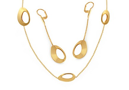 Women's Gold Set