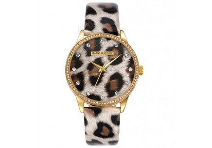 Ladies Watch Mark Maddox Animal Print MC0012-47