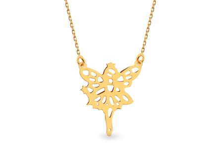 Gold Necklace VIP Fairy