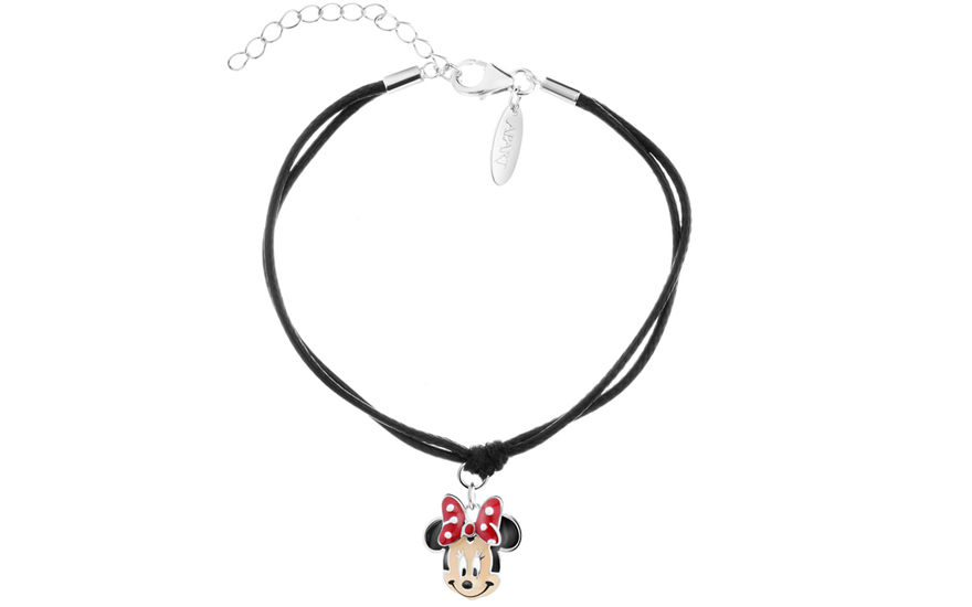 Sterling Silver bracelet for children Minnie Mouse - AP124-1579