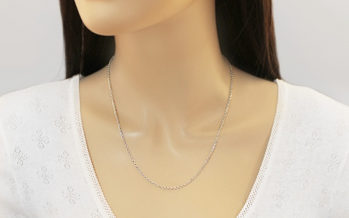 Sterling Silver chain Anker 2 mm - IS1206