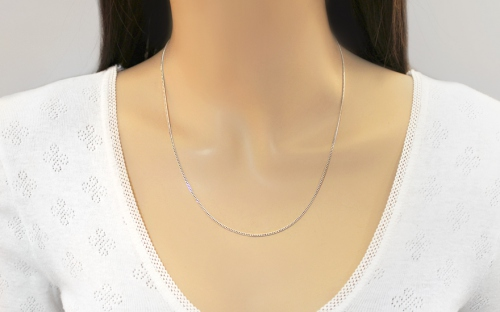 Sterling Silver chain armor 1.2 mm - IS1220