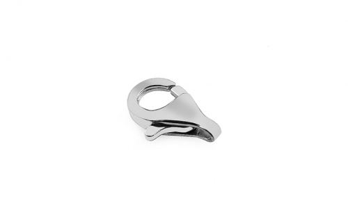 Silver lobster clasp karabiner - IS3646