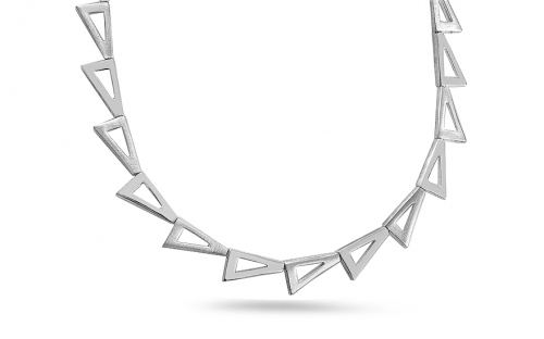 Silver Womens Necklace - OZC560