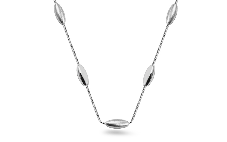 Silver Womens Necklace - IS320N