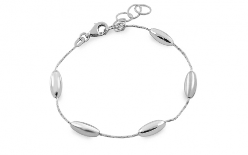Ladies Sterling Silver Bracelet - IS320