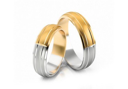 4mm/0.16'' Matte Wedding Bands