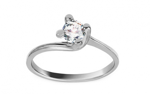 White Gold Engagement Ring Grace 2
