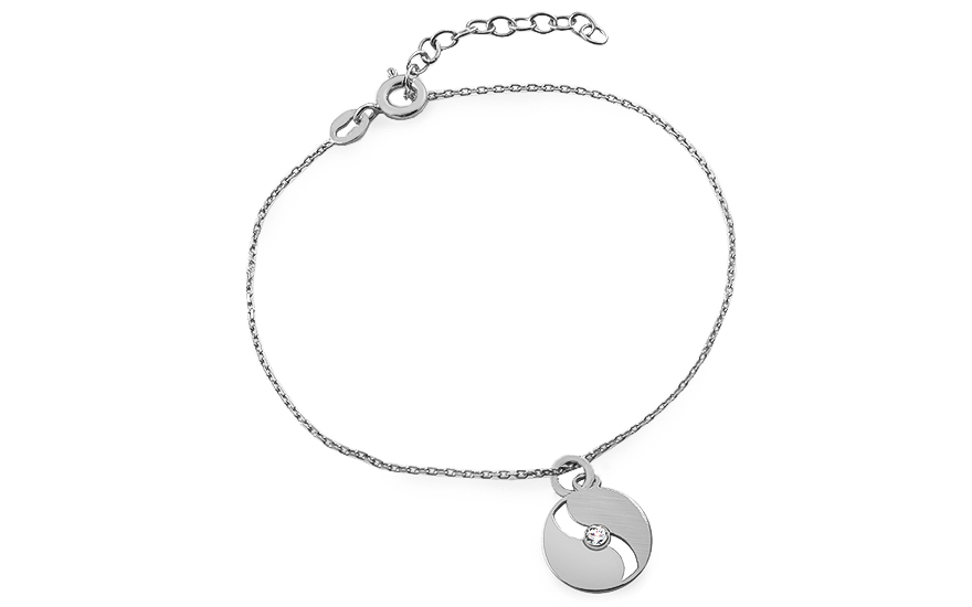 Women's silver bracelet - IS969AN